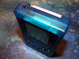 game gear backlight mod original game boy dmg with audio line out mod teal backlight
