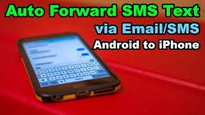 forward text messages android auto forward sms text messages android to iphone updated