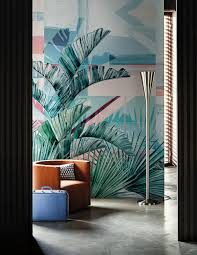 Wallpapers Interior Design by