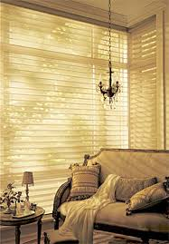 decorating exciting family room design with hunter douglas blinds