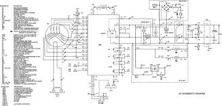 figure fo 1 generator set electrical schematic sheet 1 of 2