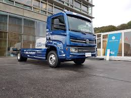 new volkswagen bus electric volkswagen u0027s new e delivery electric truck will go on sale in 2020