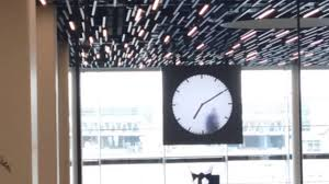 Coolest Clocks by Coolest Clock Schiphol Airport Youtube