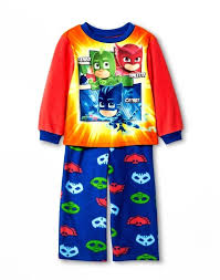 toddler boys pj masks pajamas set new with tags sz 4t gekko catboy