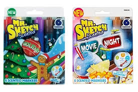 shopandbox buy mr sketch scented markers 12 pack holiday and
