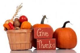 community thanksgiving dinner 11 20