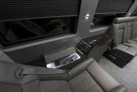 Vehicle Floor Plan Becker Automotive Design Luxury Transport Coaches Sprinter