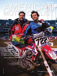 ama motocross rules and regulations american motorcyclist 04 2013 dirt preview version by american