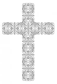 free print u0026 color crosses christian arts u0026 crafts diy gifts