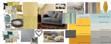 mustard grey blue living room home decor pinterest living
