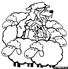 aesop u0027s fables coloring pages 1
