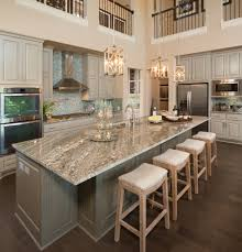 sumptuous backless bar stools in kitchen traditional with backless
