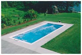 inground rectangle classic pools google search swimming pool