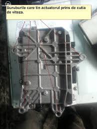 tutorial inlocuire perii actuator ambreiaj easytronic