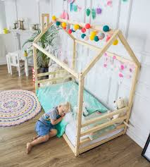 children bed toddler bed house bed kids teepee wood house