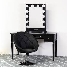 Black Vanity Black Vanity Desk Vanity Decoration