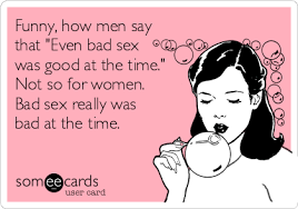 Bad Sex Meme - thinking bad sex bully bloggers