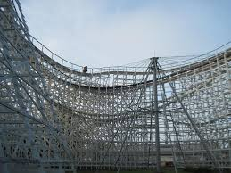 Six Flags Agawam Hours Cyclone At Six Flags New England Is Closing