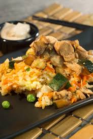 Hibachi Copycat Hibachi Chicken And Steak With Vegetables