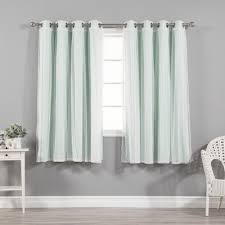 Black Out Curtain Panels Willa Arlo Interiors Maryn Solid Blackout Curtain Panels U0026 Reviews