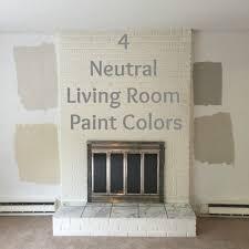 Popular Paint Colors 2017 Living Room Lofty Inspiration Neutral Living Room Ideas