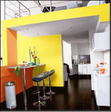 peinture cuisine jaune quelle couleur peinture pour une cuisine tendance