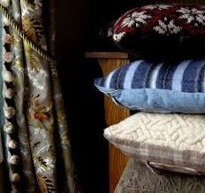 Upcycled Pillows - easy repurposed pillows betz white