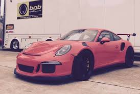 porsche pink porsche won u0027t give the 911 gt3 rs a manual transmission but these