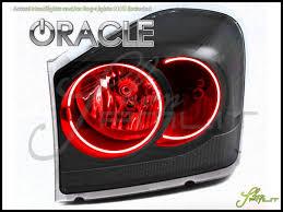 Automotive Led Lights Bulbs by 04 06 Dodge Durango Led Halo Rings Head Fog Lights Bulbs