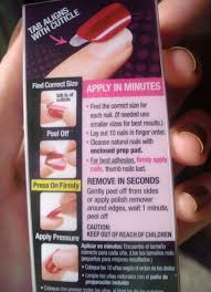 impress press on manicure health in style