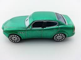 car maserati price mattel disney pixar cars costanzo della corsa green maserati toy