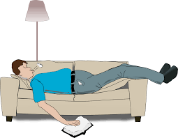 Couch Cartoon Sleeping On Your Couch Reasons Why It U0027s Bad For You Vibe Ng