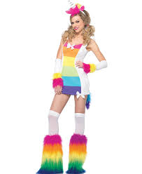 leg avenue magical unicorn costume 85231 multi color walmart com