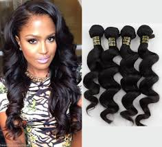 body wave vs loose wave hair extension 3pcs 16 18 20 brazilian virgin human hair extensions loose wave