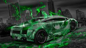 Lamborghini Aventador Neon Green - green and black lamborghini 3 cool wallpaper hdblackwallpaper com