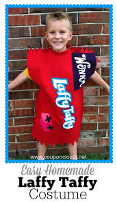 Halloween Costumes Coupons Homemade Laffy Taffy Costume Coupon Closet