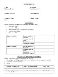 Example Format Of Resume by Sample Format Resume Sample Format For Resume Sample Resume