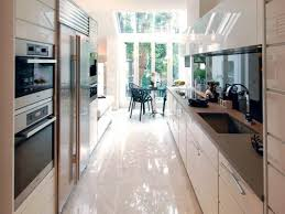 white galley kitchen ideas simple amazing one way galley kitchen ideas my home design journey