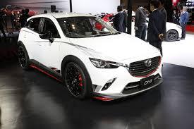 mazda car sales 2015 mazda cx 3 racing concept tokyo auto salon 2015 mazda