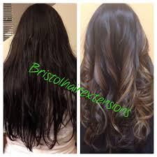 hair extensions bristol sleek style icon custom coloured by bristol hair extensions my