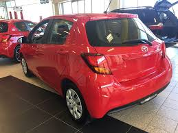toyota yaris 2017 with 0km at st eustache near laval and