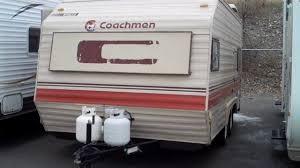 1984 coachmen 18 travel trailer bretz rv youtube