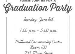 homemade graduation invitations cloveranddot com