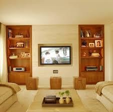 salas living room wall units painel tv decoração arquitetura móveis living