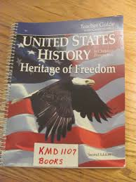 buy united states history heritage of freedom in christian