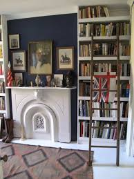 study library home office u2014 an eclectic mix of british meets