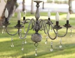 Shabby Chic Chandeliers by Cottage Style Shabby Chic Chandelier Lighting Pinterest