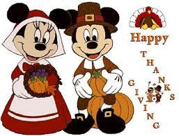 happy thanksgiving the true disney fan