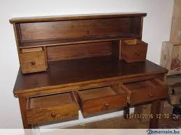 bureau style colonial bureau secrétaire style colonial a vendre 2ememain be
