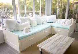 brimnes daybed hack twin bed sectional for basement cottage pinterest daybed